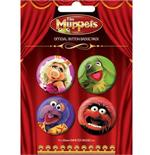 Pack Badge The Muppets