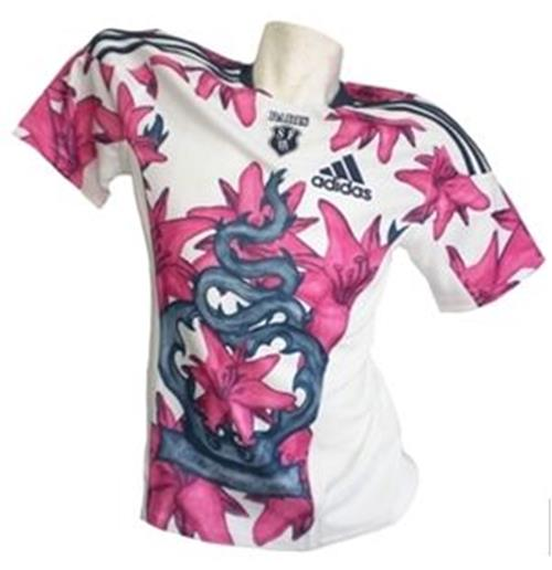 outlet store good out x sale uk Maillot away Stade français Paris rugby