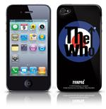 Etui iPhone 4G - Bullseye The Who. Produit officiel Emi Music.
