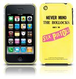 Etui iPhone 3G/3GS  - Never Mind Sex Pistols. Produit officiel Emi Music.