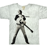 T-shirt Vasco Rossi Tracks 2. Produit officiel Emi Music
