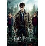 Maxi Poster Harry Potter 7 Part 2 One Sheet