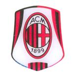 Milan AC Badge en métal