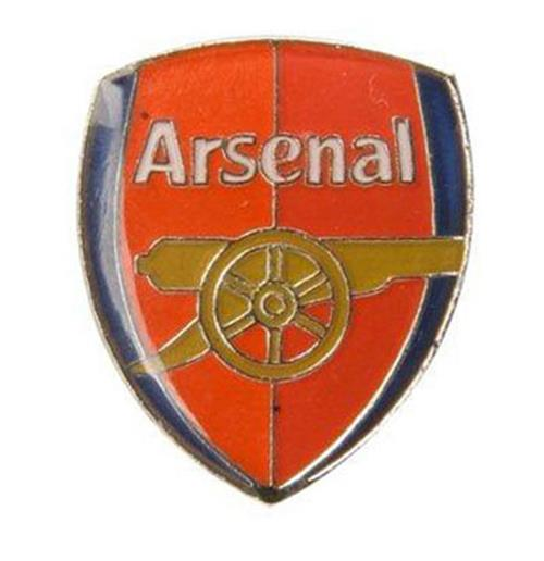Badge en métal Arsenal FC