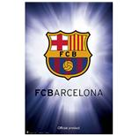 FC Barcelone Poster Crest