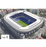 Real Madrid Poster Stadium