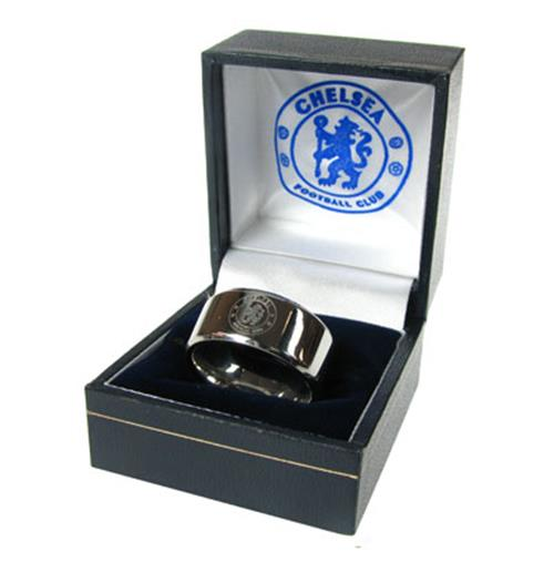 Chelsea FC Bague large taille - X