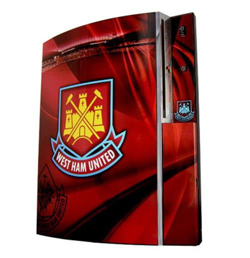 West Ham United Skin Playstation 3