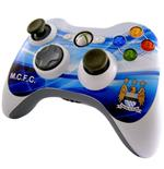 Manchester City FC Sticker Skin pour Manette Xbox 360