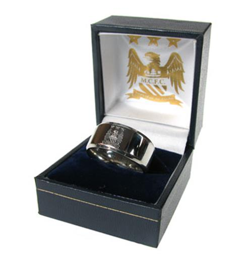 Manchester City FC Bague - Medium