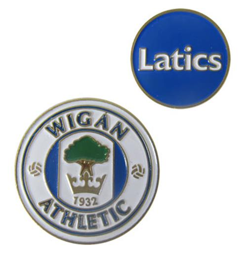 Wigan Athletic FC Marqueur de balle - Golf