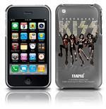 Coque iPhone 3G/GS Kiss - Band Shot. Sous licence officielle Emi Music