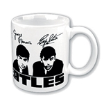 "Tasse The Beatles ""PORTRAIT"". Produit officiel Emi Music"