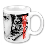 "Tasse U2 ""WAR"". Produit officiel Emi Music"