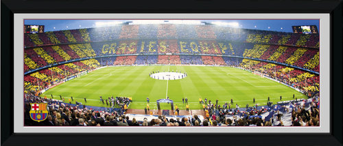 Poster FC Barcelone 62701