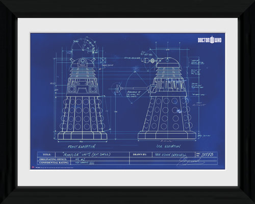 Poster Doctor Who  62746