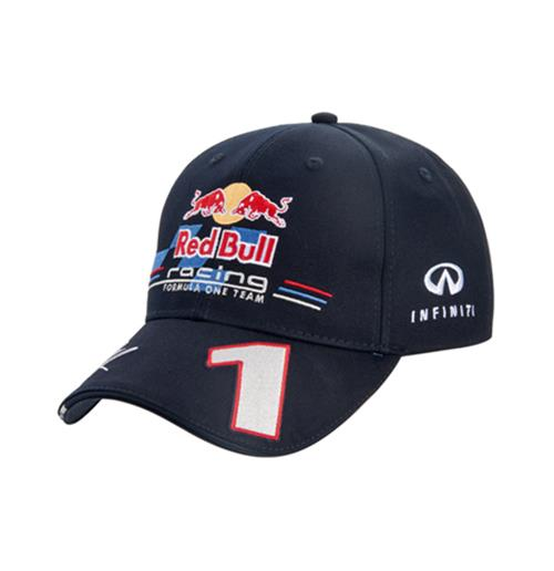casquette red bull s vettel driver pour enfant pour seulement 19 95 sur merchandisingplaza. Black Bedroom Furniture Sets. Home Design Ideas