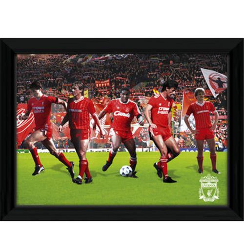 Liverpool FC Image Legends 16 x 12