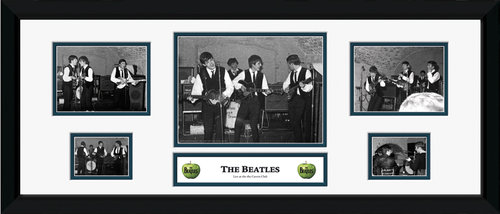 Photographie d'art encadrée The Beatles The Cavern