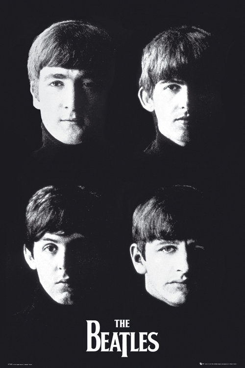 Maxi Poster The Beatles