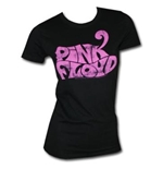T Shirt Pink Floyd Logo sous licence officielle Emi Music