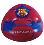 Chaise Gonflable - porte-gobelets FC Barcelone