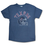 T-shirt Texans de Houston Fan - Navy