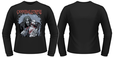 T-shirts manche longue Cannibal Corpse  67916