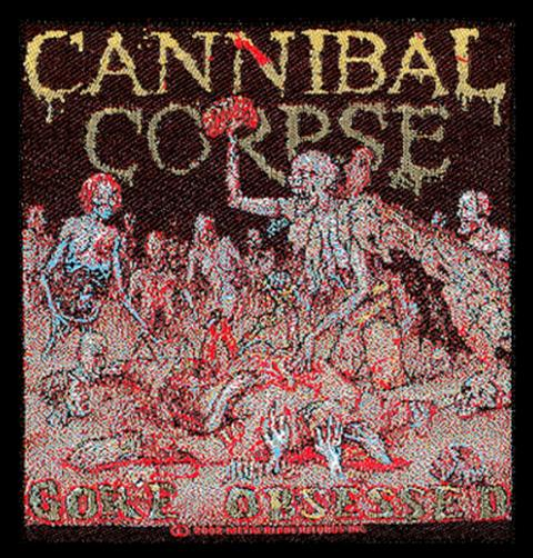 Pièce Cannibal Corpse  67922