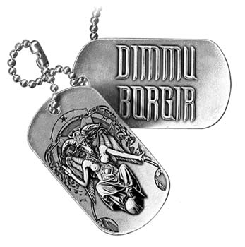 Dog Tag Dimmu Borgir  67930
