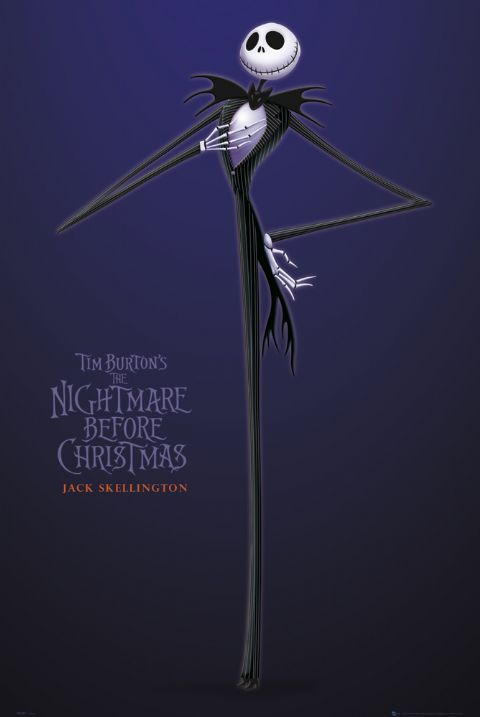Poster Nightmare before Christmas 67953