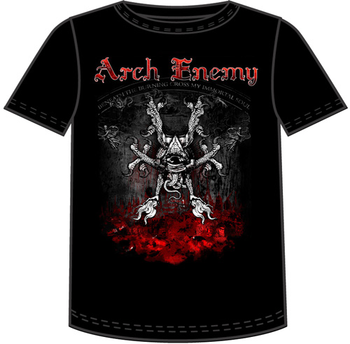 Maillot Arch Enemy  68029