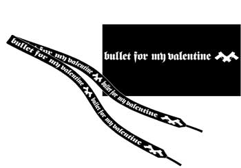 Lacets Bullet For My Valentine
