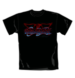 T-shirt Logo Aerosmith. Produit officiel Emi Music