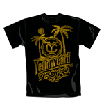 T-shirt Yellowcard Beach. Produit officiel Emi Music