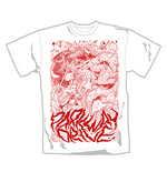 T-shirt Parkway Drive Pirate. Produit officiel Emi Music