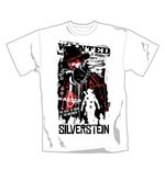 T-shirt Silverstein Redemption. Officiel Sous Licence Emi Music