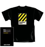 T-shirt The Hacienda Pantone. Officiel Sous Licence Emi Music
