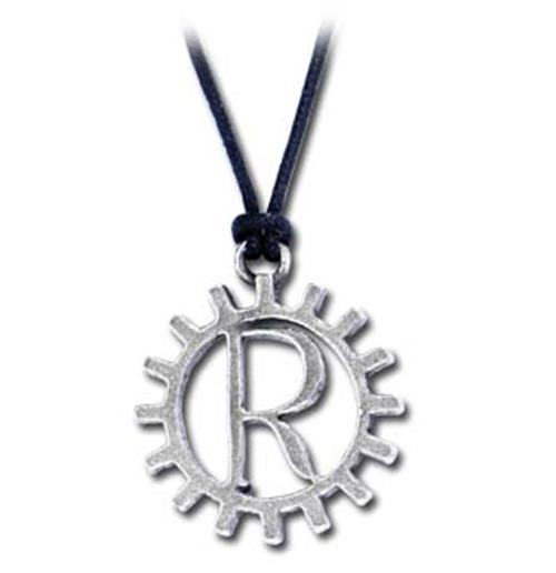 Collier et Pendentif Rage Against The Machine - Logo