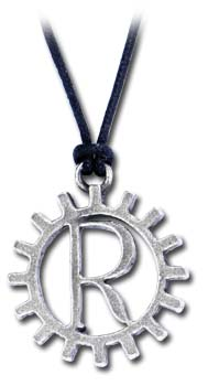 Pendentif Rage Against The Machine  70000