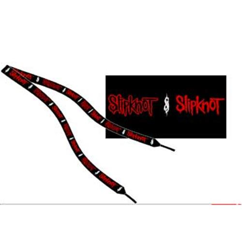 Lacets Logo Slipknot
