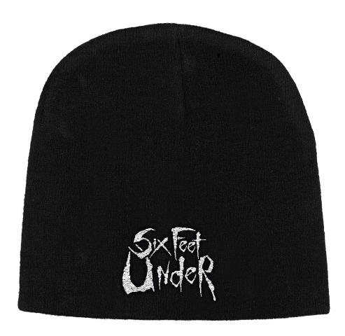 Bonnet Six Feet Under Logo