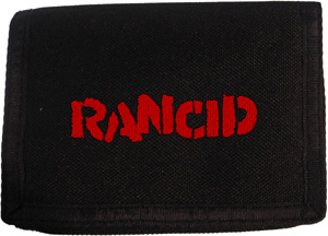 Portefeuille Rancid - Logo