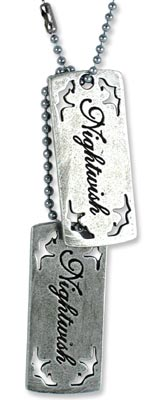 Dog Tag Nightwish  70130