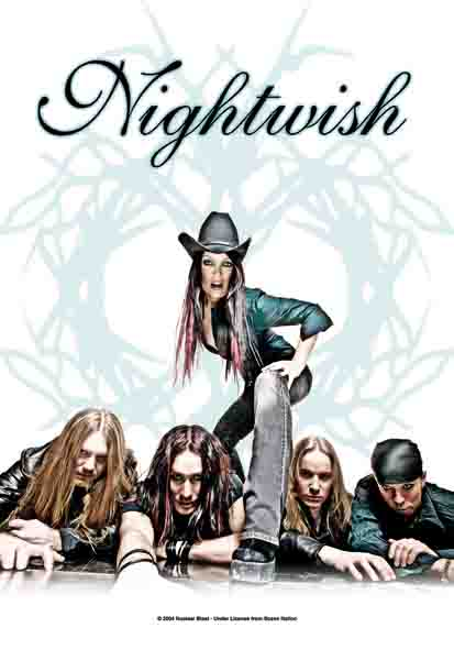 Drapeau Nightwish  70131