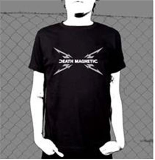 T-shirt Metallica Death Magnetic