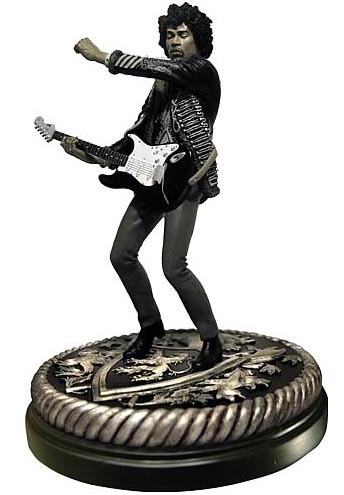 Action Figure Jimi Hendrix 70182