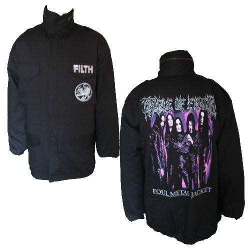 Veste Cradle of Filth  70256
