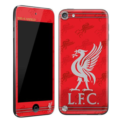 Liverpool FC Autocollant skin pour ipod Touch 5G