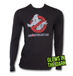 T-shirt manches longues Ghostbusters pour homme